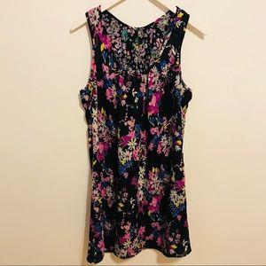 Floral Dress reversible